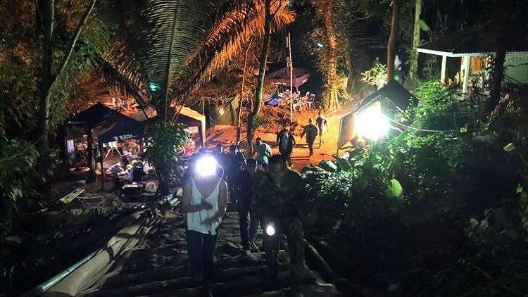تايلاند تعلن إنقاذ كل «أطفال الكهف» ومدربهم