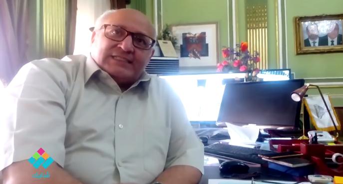 رسالة رئيس جامعة عين شمس الدكتور عبد الوهاب عزت للطلاب في بداية لعام الدراسي الجديد