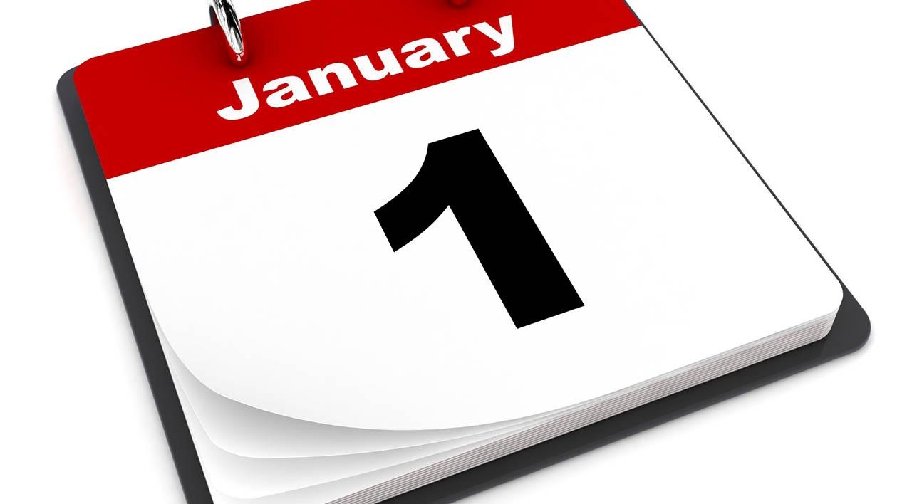 ترتيب الأشهر الميلادية.. ومعلومات قد لا تعرفها عن أيام السنة