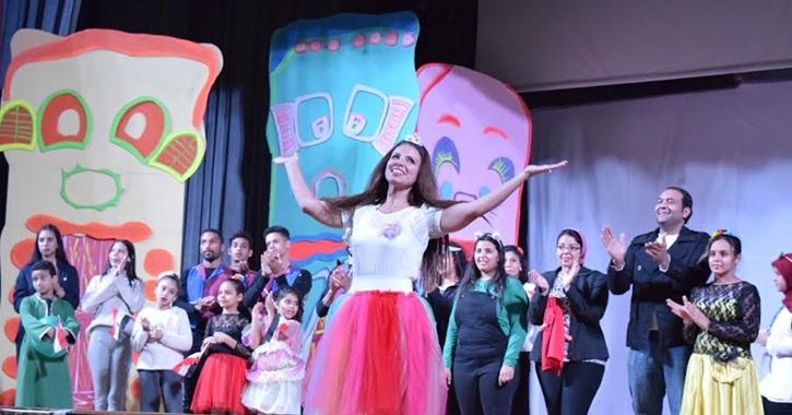 جامعة بني سويف تحتفل باليوم العالمي لذوي الاحتياجات الخاصة بعرض مسرحية «حكاية روح»