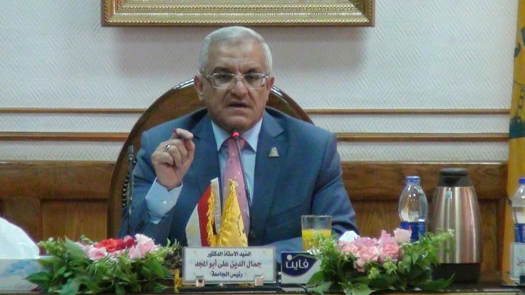 تعرف على استعدادات جامعة المنيا لاستقبال العام الدرسي الجديد