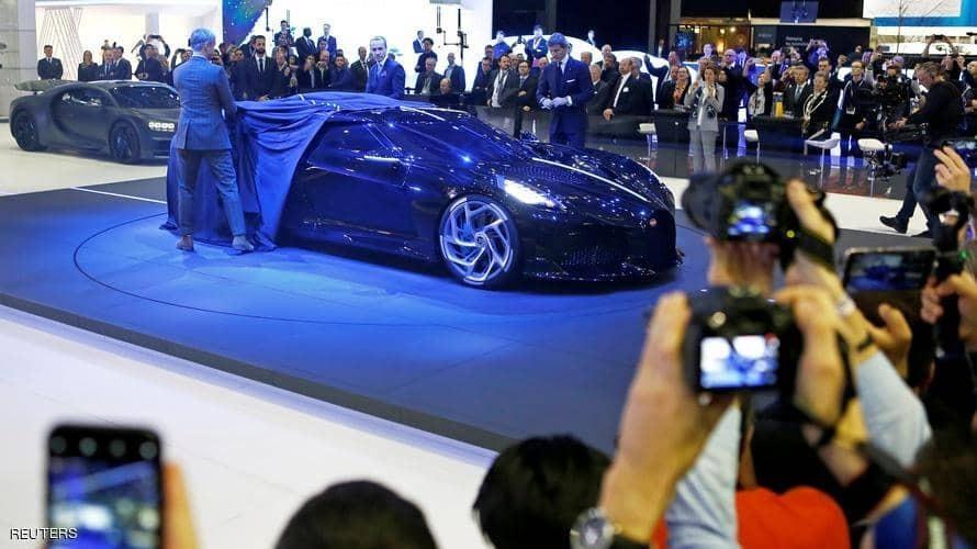 أغلى سيارة في التاريخ.. ثمنها 12 مليون دولار