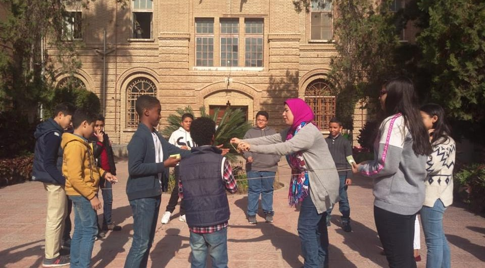 جامعة الإسكندرية تشارك في المؤتمر الأول للطفل