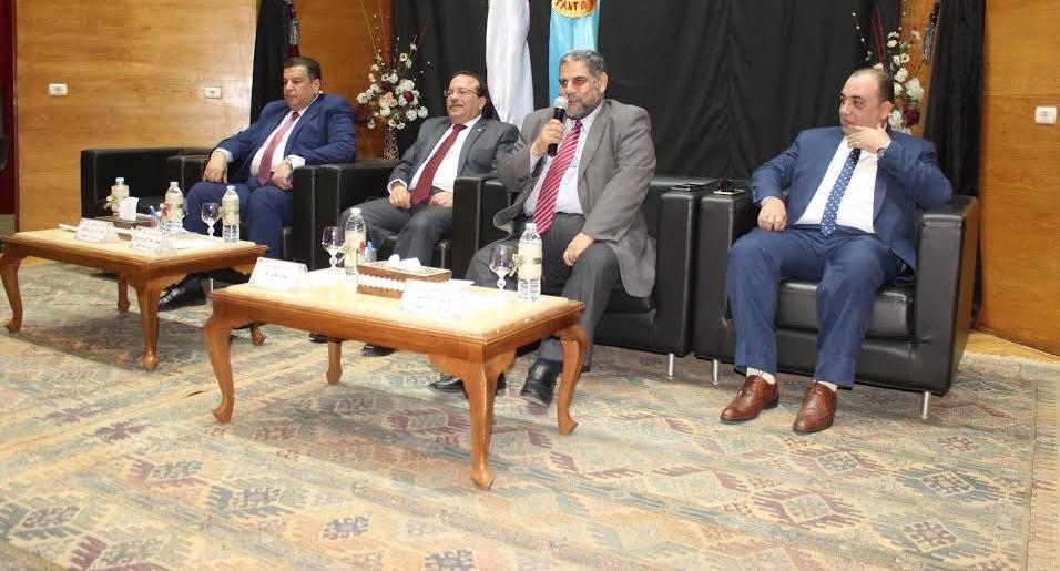 كاتب صحفي لطلاب جامعة طنطا: عندنا مليون محمد صلاح