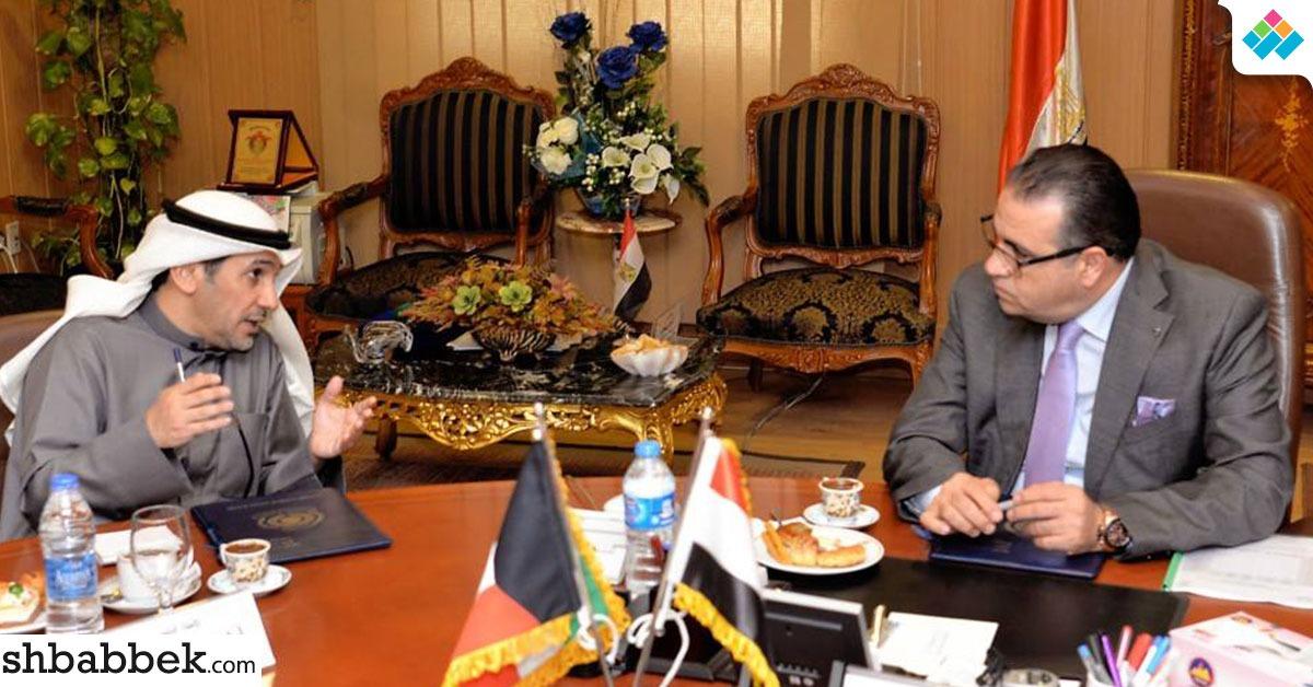 جامعة المنصورة توقع برتوكول تعاون مع وزارة التعليم العالي الكويتية (صور)