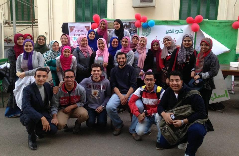 «أسلوب حياة» بصيدلة القاهرة تنافس على لجنة الأسر.. تعرف على المرشحين