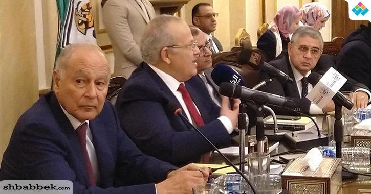 أحمد أبو الغيط: العرب متناقضون وهذ سبب انزواء دور الجامعة العربية