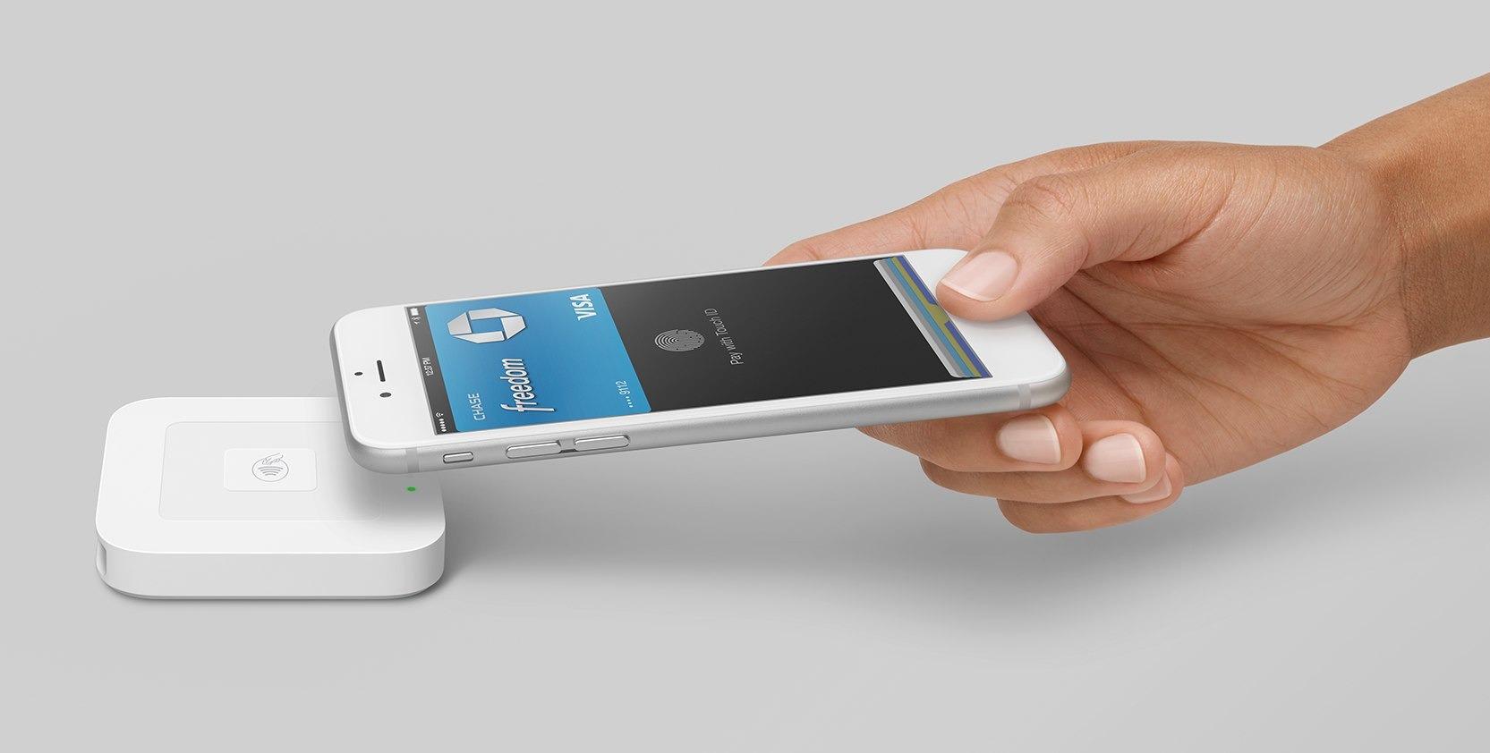 آبل تتيح لمستخدميها الشراء عن طريق هواتفها المحمولة بتقنية «آبل باي»