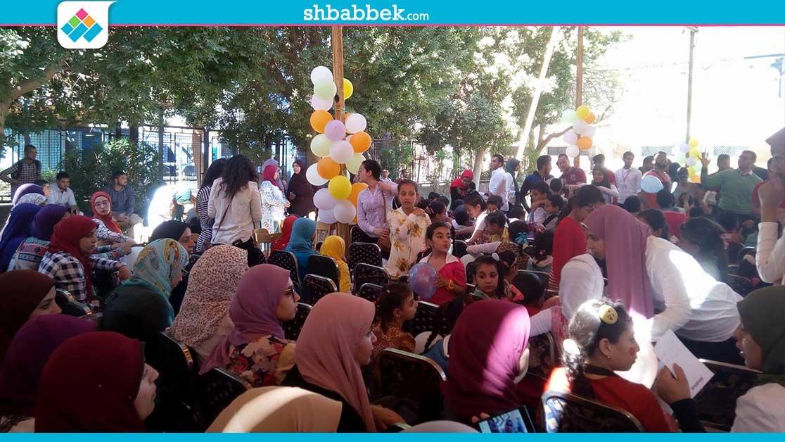اتحاد «بيطري أسيوط» ينظم يوما ترفيهيا للأطفال (صور)