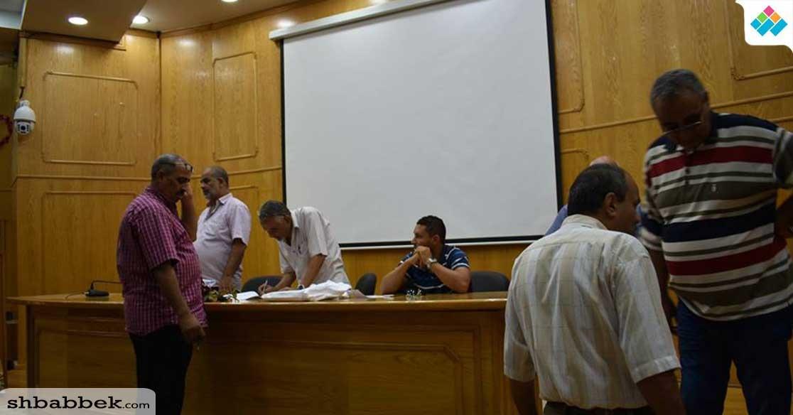 بدء لجان اختيار أعضاء نقابة العاملين المدنيين بجامعة الفيوم