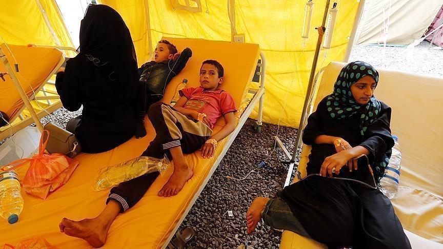 الصحة العالمية ترصد 7 آلاف مريض بالفشل الكلوي في اليمن