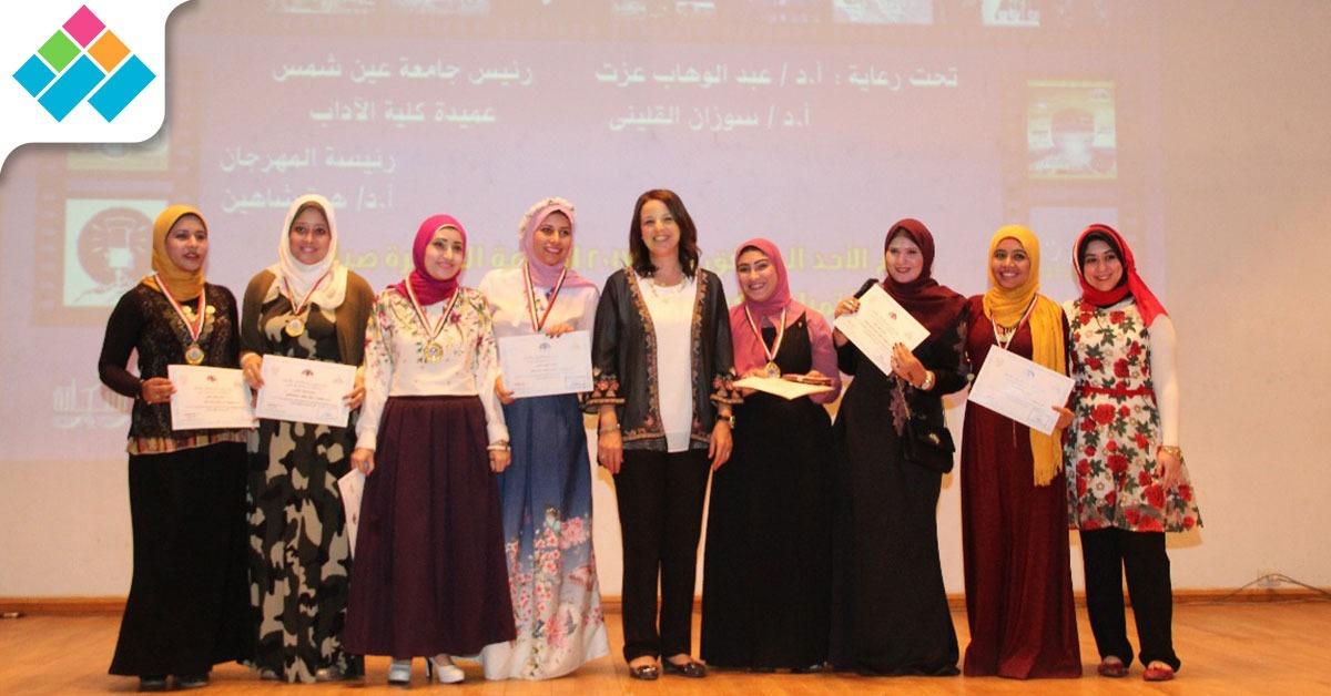 مجلة «القشاش» تحصد المركز الأول في مهرجان إعلام عين شمس 2017