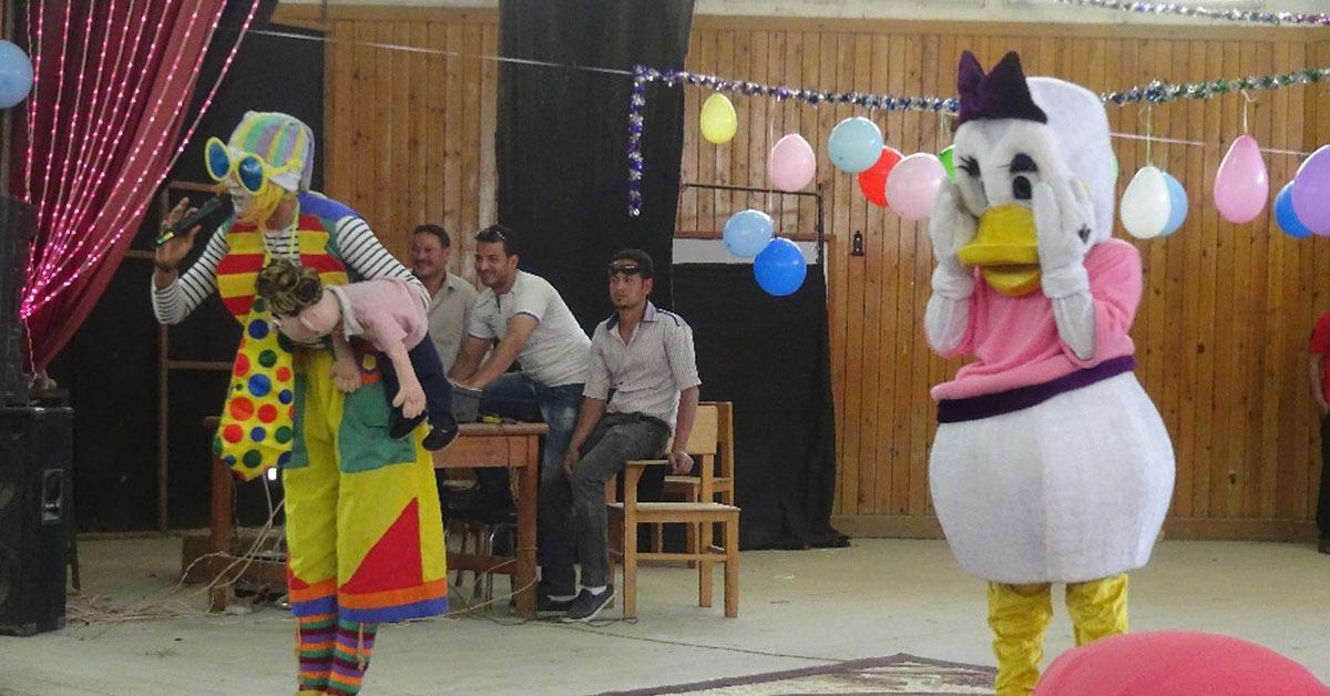 جامعة المنيا تحتفل بيوم اليتيم بكلية التربية للطفولة المبكرة (صور)