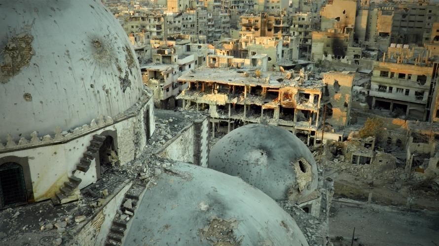 ثمن الحرب.. معالم أثرية لن تراها في سوريا أبدا
