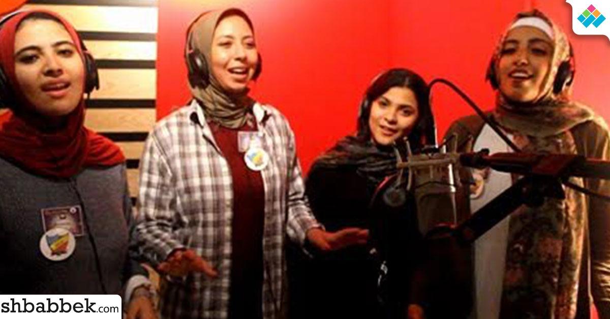 «المسألة أخلاق».. أغنية لطالبات مدرسة النصر بالإسكندرية (فيديو)