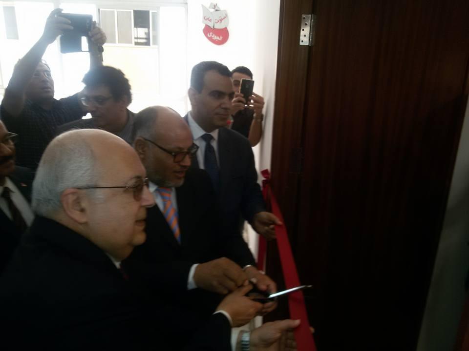 افتتاح سفارة المعرفة بجامعة الأزهر