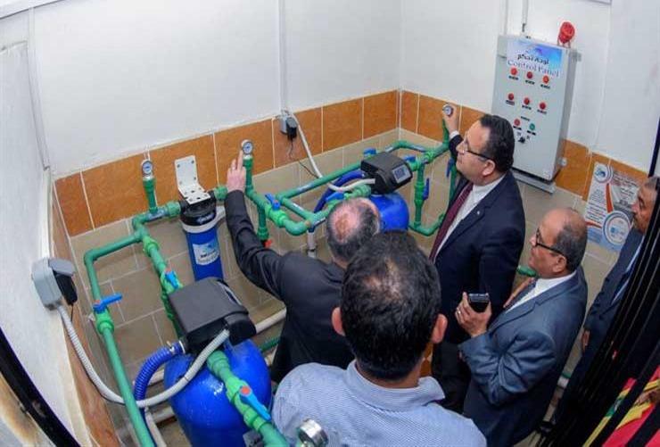 لمواجهة الفقر المائي.. «المياه الرمادية» للشرب في الإسكندرية لأول مرة