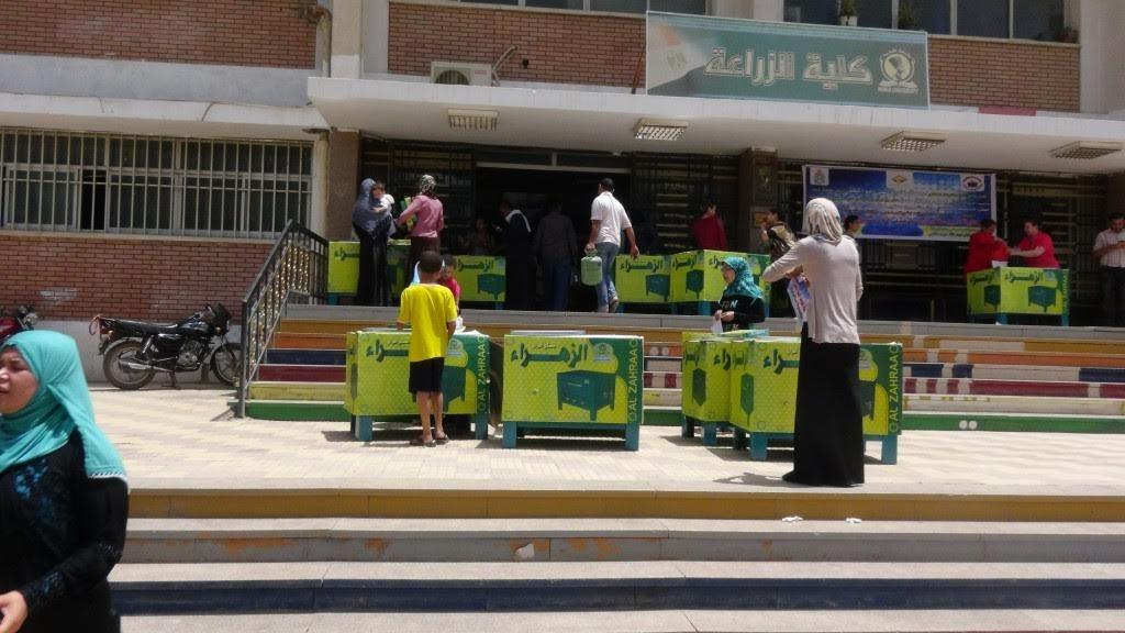 جامعة المنيا تسلم 42 فرن لأسر ذوي الإعاقة لتفعيل مشروعات صناعة المخبوزات