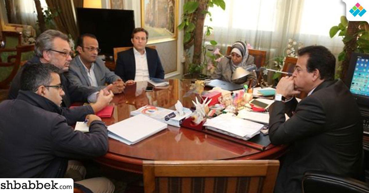 وزير التعليم العالي يعلن إنشاء 3 جامعات تكنولوجية خلال 2018