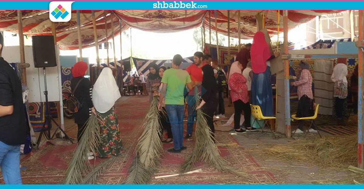 الثلاثاء.. مهرجان الأسر الطلابية بجامعة المنصورة (صور)