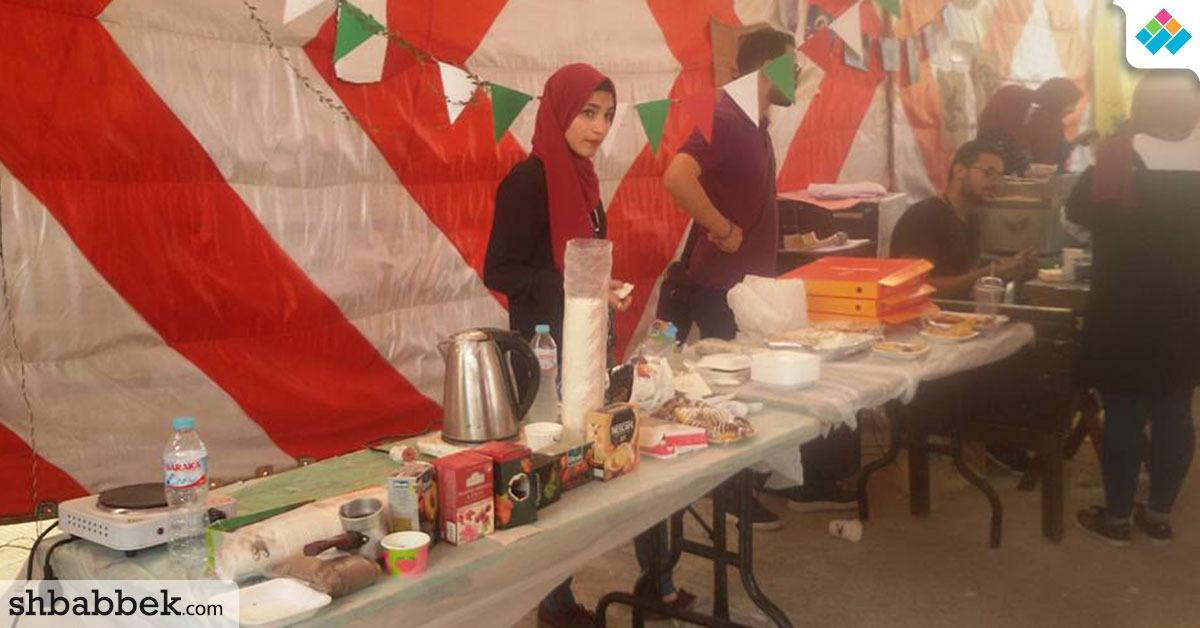 جمعية «dssa» تنظم معرض «أكلات حول العالم» بأسنان المنصورة