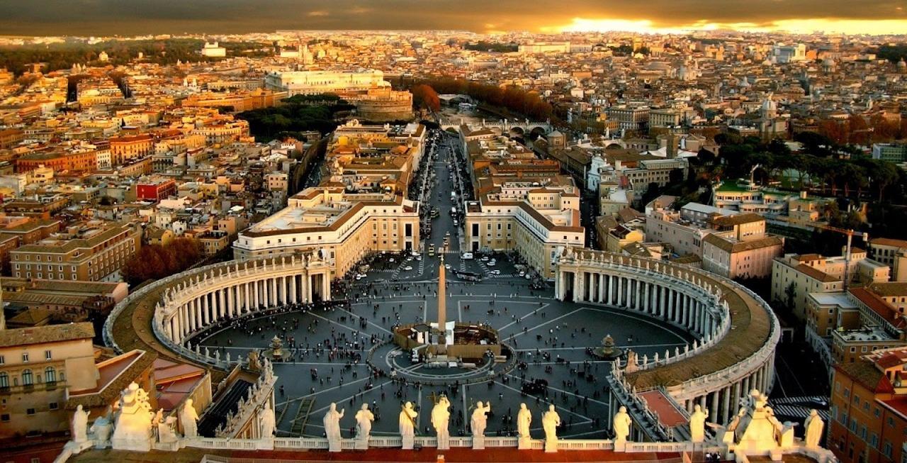 أصغر دولة في العالم.. معلومات عن مقر القيادة الروحية للمسيحيين الكاثوليك