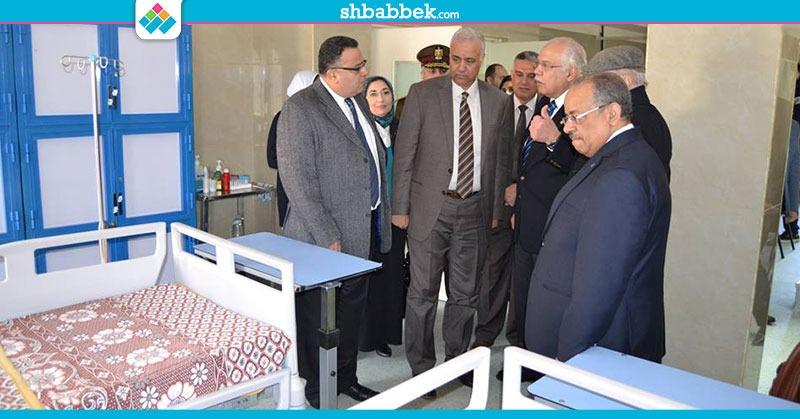 بتكلفة 2 مليون.. افتتاح مركز لعلاج السكتة الدماغية بمستشفى الإسكندرية الجامعي