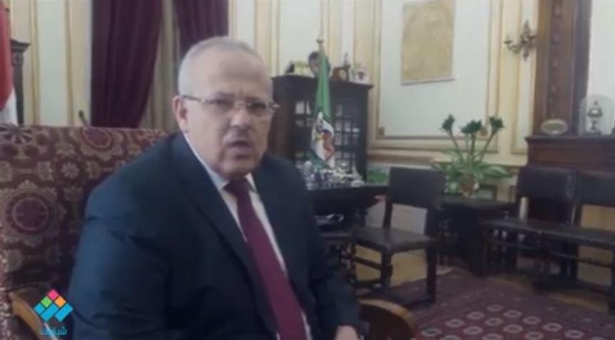رئيس جامعة القاهرة: أمريكا تتحدى العالم والقدس عاصمة فلسطين إلى الأبد