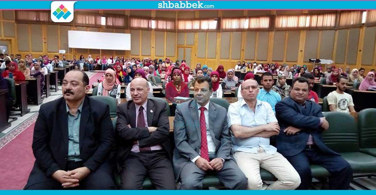 جامعة أسيوط تحتفل بمرور 60 عاما على إنشاءها بمحاضرة «أسيوط العاصمة التي أبدا لم تكن»