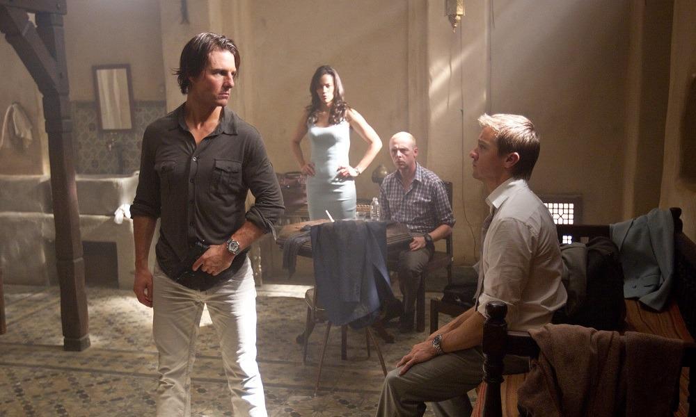 فيلم السهرة.. توم كروز في «Mission: Impossible - Ghost Protocol»