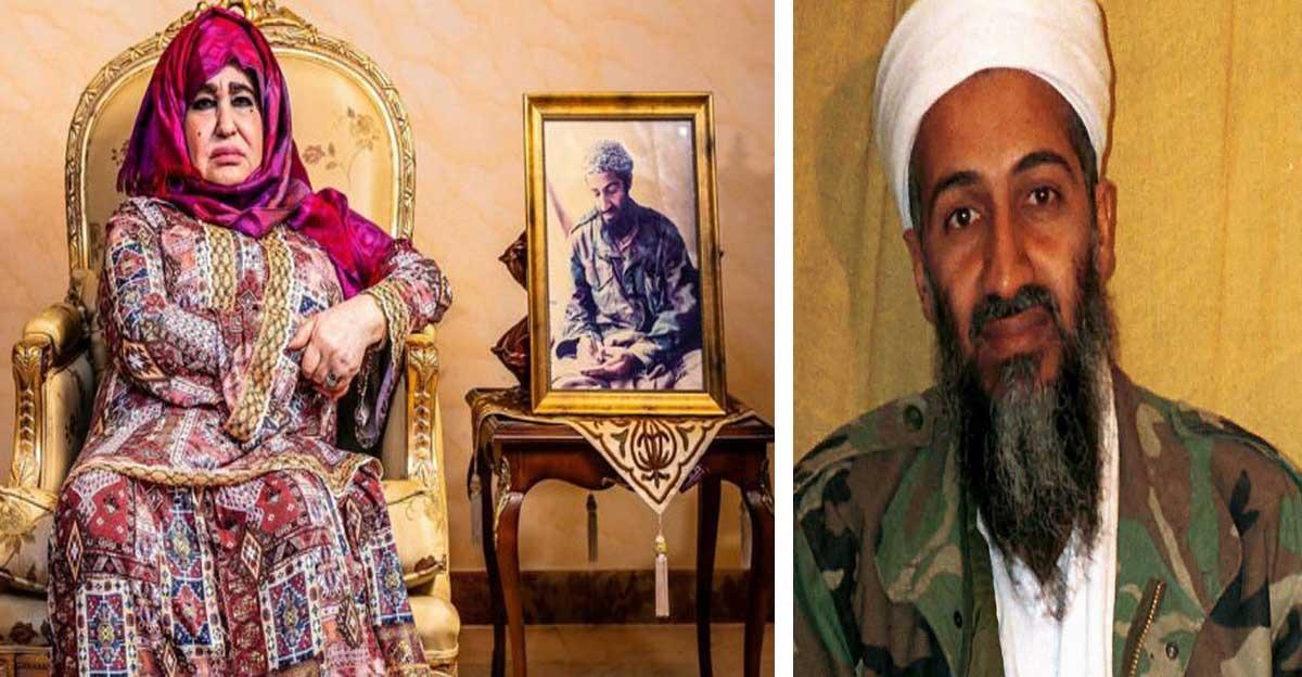 أم أسامة بن لادن في حديث مفصل عن زعيم القاعدة: السعودية عاملته كمجاهد