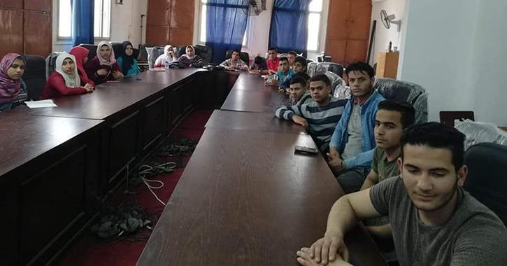 كلية طب بيطري بنها تطلق فاعليات التدريب ضمن مبادرة «صنايعية مصر»