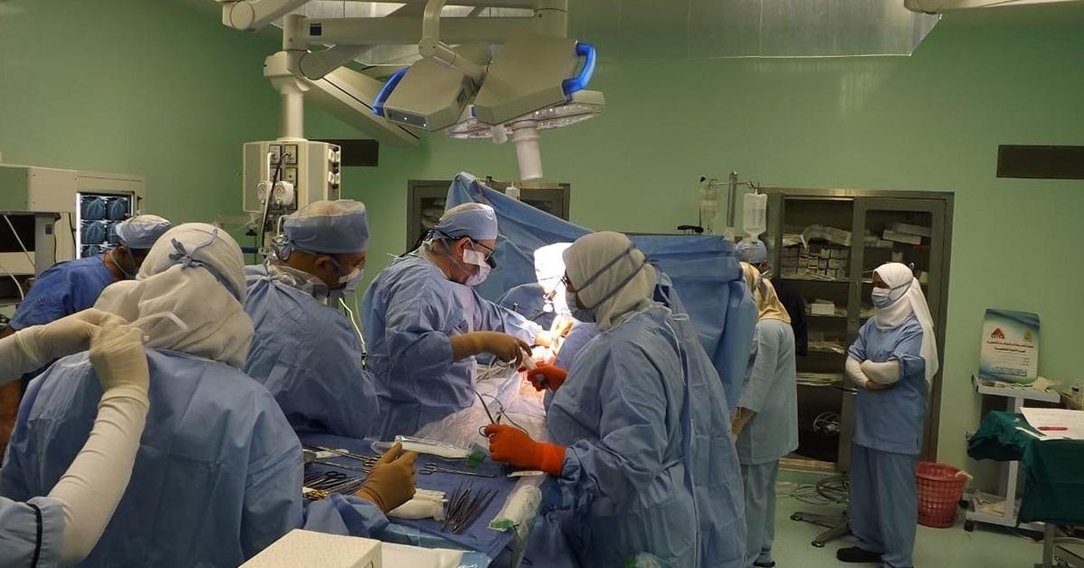 مستشفى جامعة أسيوط: استقبلنا 41 ألف و700 مريض في 2018
