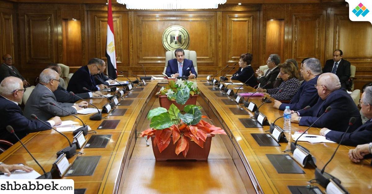 اجتماع طارئ للجامعات الخاصة لتحديد كيفية استكمال دراسة طلاب شمال سيناء