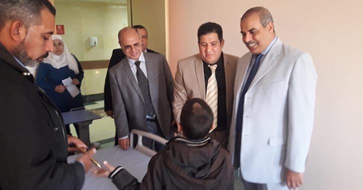 جامعة الأزهر: إجراء علميات «الشفة الأرنبية» لـ34 طفلا مجانا