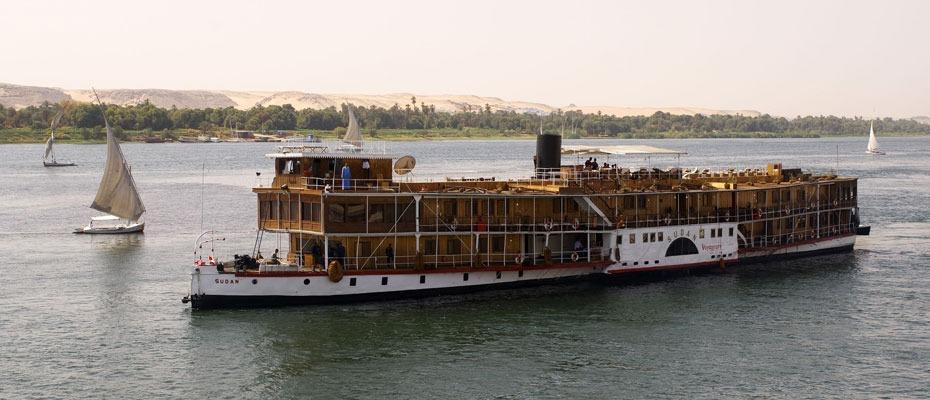 الرحلة من الأقصر لأسوان في النيل رائعة.. هذه البواخر تستضيفك