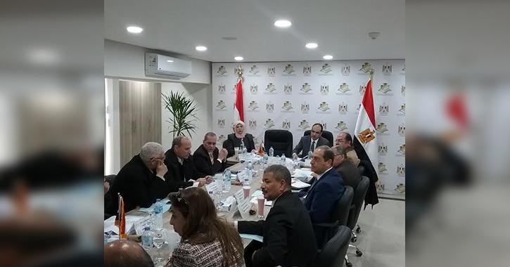 تفاصيل اجتماع المجلس الأعلى لشئون التعليم والطلاب اليوم الأربعاء 9 يناير 2019