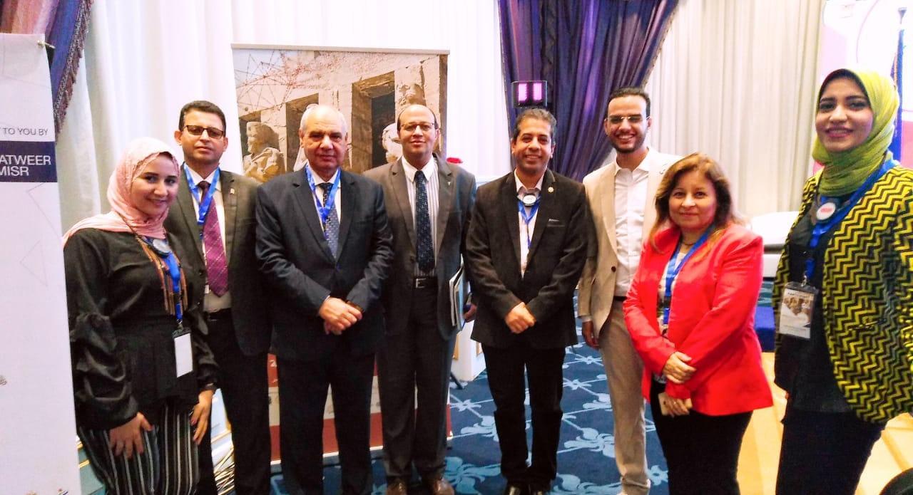 جامعة المنيا تقترح تدريس مقرر لريادة الأعمال