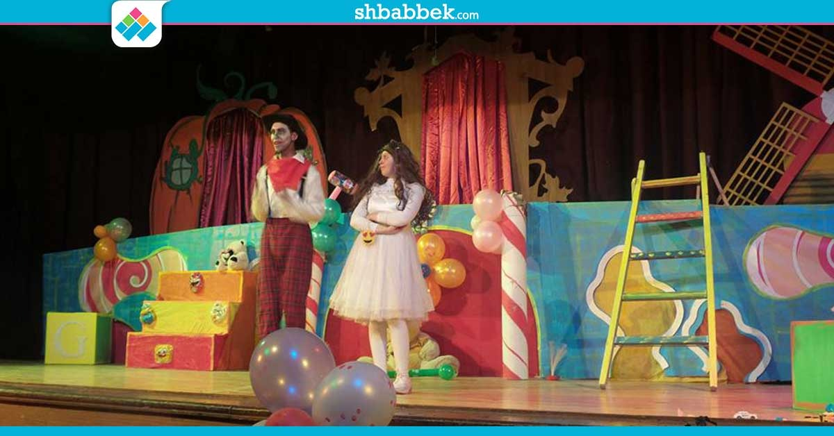 http://shbabbek.com/upload/كيف زرعت طفلة الأمل في مدينة الألعاب؟ تعرف على مسرحية طلاب آثار القاهرة