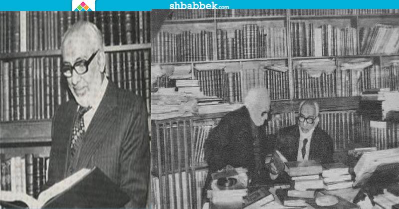 http://shbabbek.com/upload/محمود شاكر.. المحقق الفنان وفارس التراث العربي