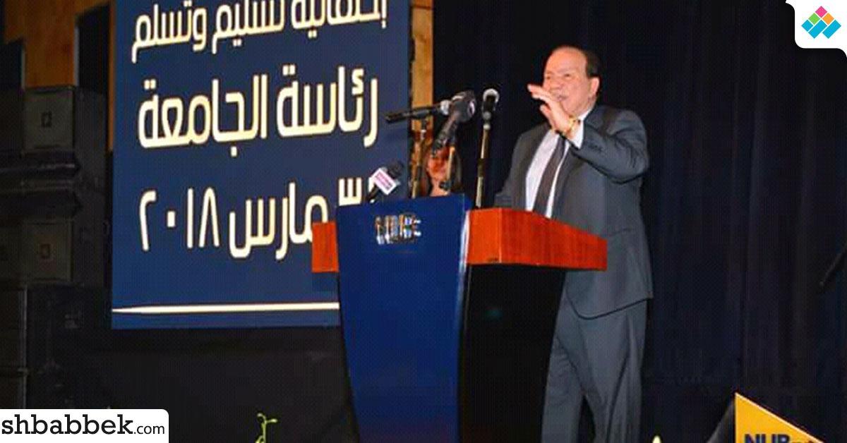 انضمام جامعة النهضة للحملة الشعبية لمكافحة الإرهاب