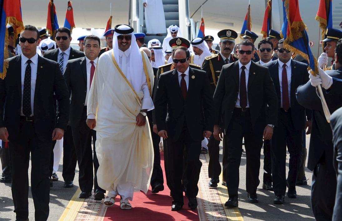 أزمة قطع العلاقات مع قطر