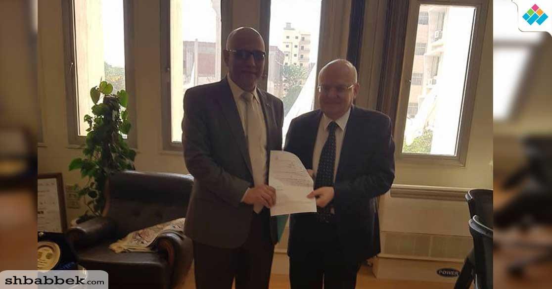 تعيين مجدي جاويش وكيلا لكلية الطب جامعة الزقازيق لشئون التعليم والطلاب