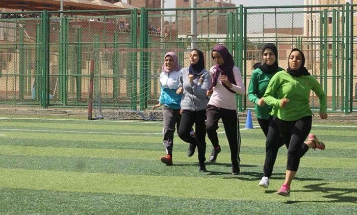 كلية التربية الرياضية جامعة الأزهر «بنات».. كل ما تريد معرفته