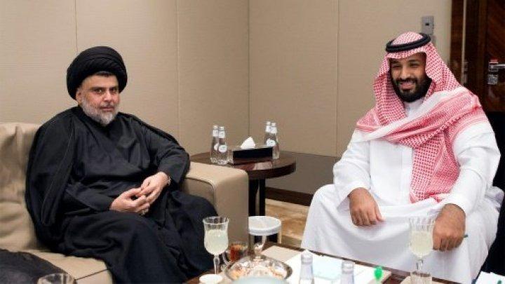 ولي العهد السعودي يبحث مكافحة الإرهاب مع زعيم شيعي