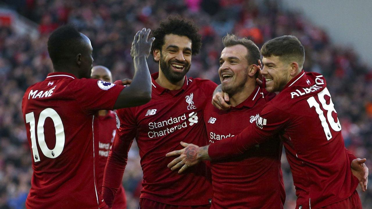 موعد مباراة ليفربول اليوم.. تعرف على تشكيل الفريق بقيادة محمد صلاح