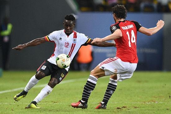 تعرف على موعد مباراة مصر وأوغندا والقناة الناقلة لها