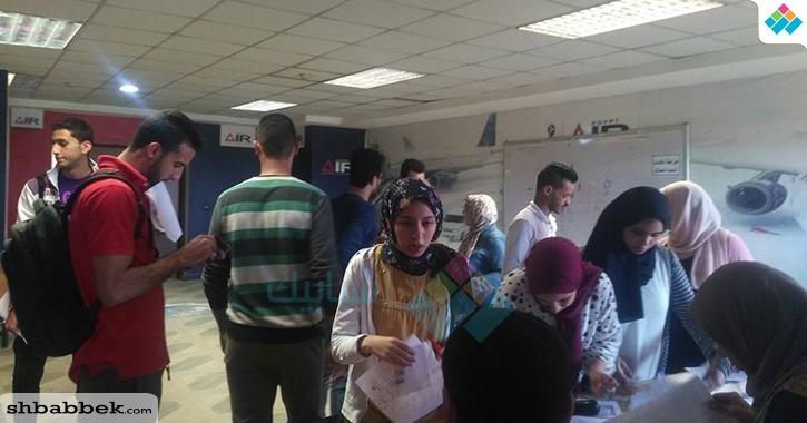 سحب 100 استمارة و17 طالبا يتقدمون بأوراقهم في انتخابات اتحاد «تطبيقية بنها»