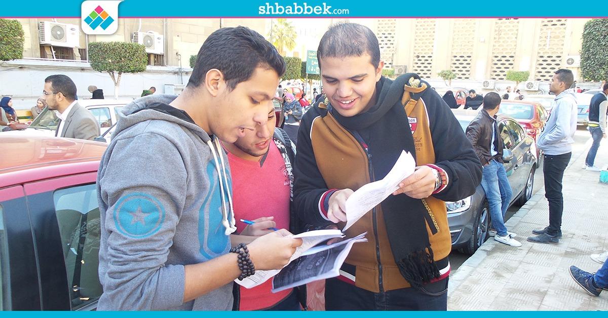 شاهد أغرب رسائل اعتذار الطلاب بأوراق الإجابة في جامعة طنطا