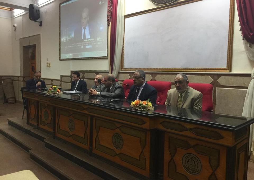 جامعة الأزهر تحتفل باليوم العالمي للغة العربية